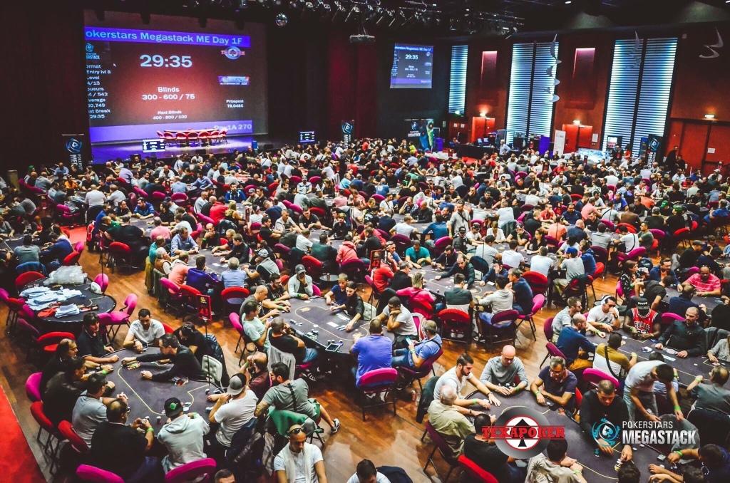 Pasino La Grande Motte Tournoi Poker