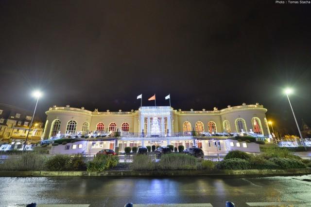 Le Casino Barrière de Deauville / Copyright Tomas Stacha - WPT
