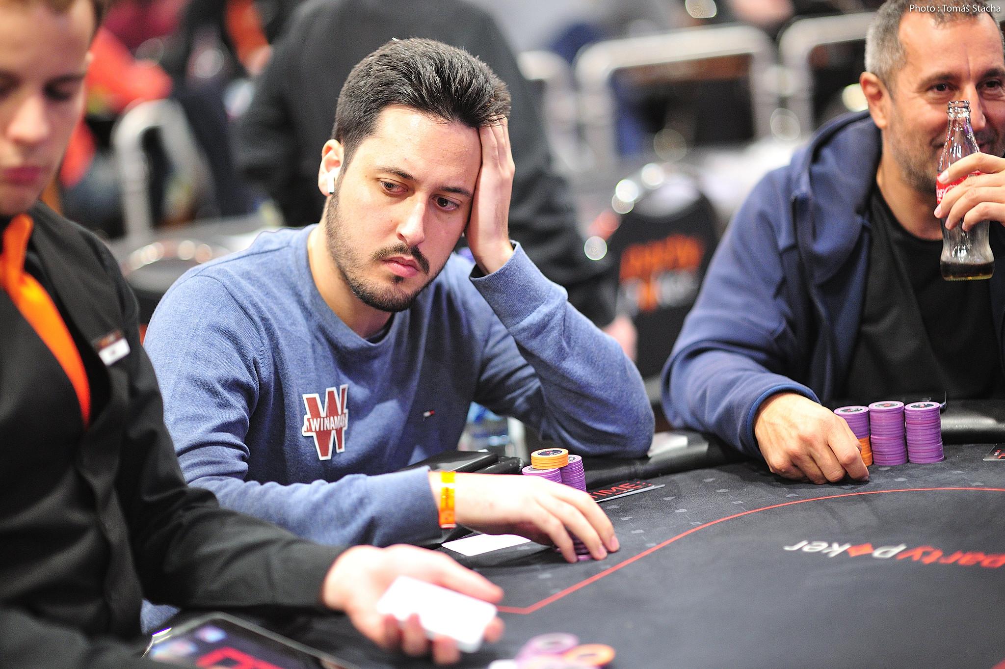 Adrian Mateos Diaz remporte le Super High Roller du SHRB Online (527.509$)