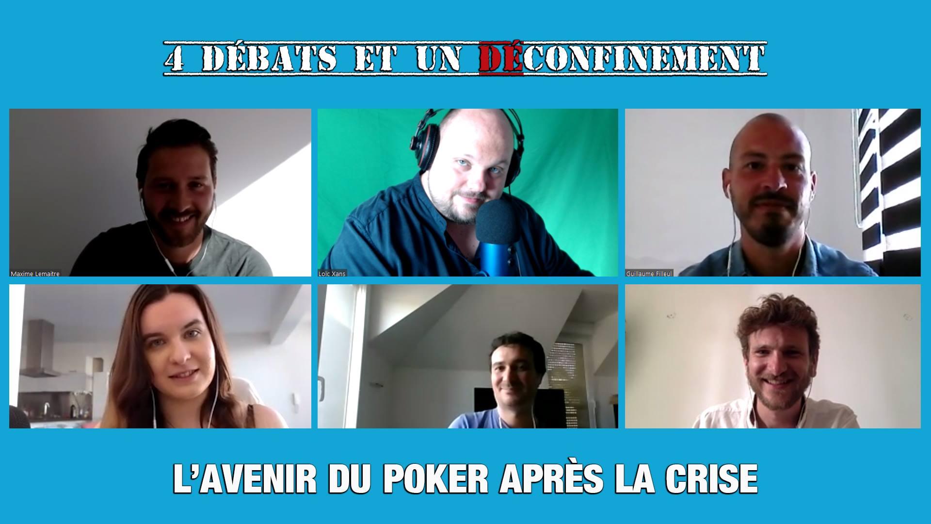 Quel avenir pour le poker après la crise ?