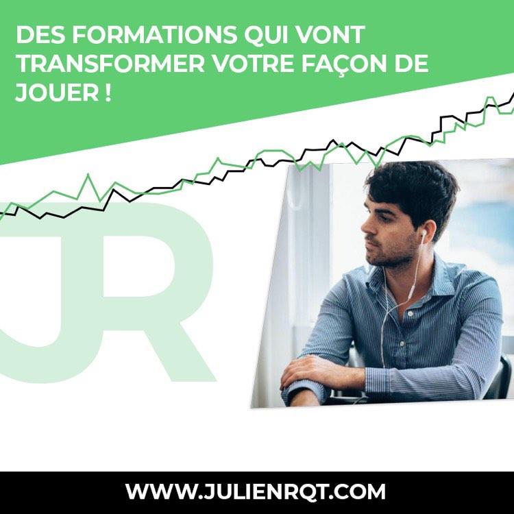 Julien RQT lance une offre très accessible dédiée à tous les joueurs de poker