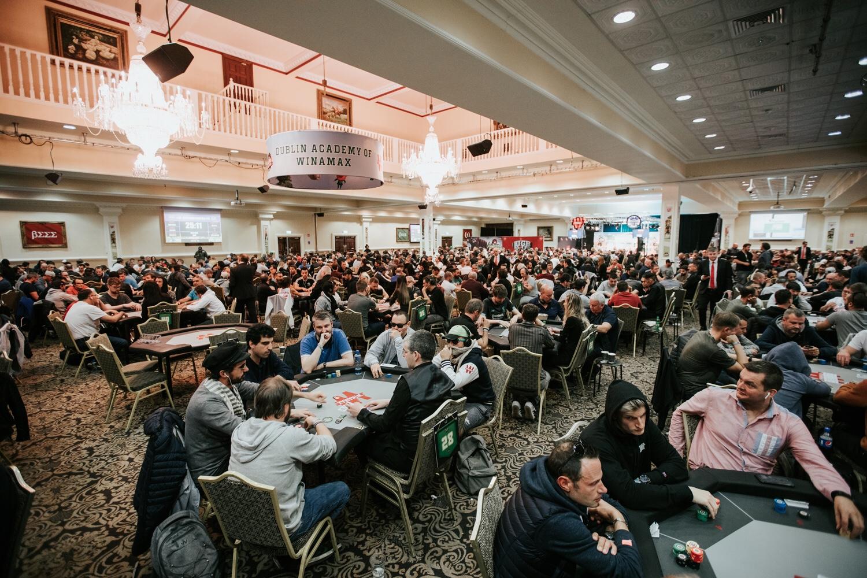 Le Winamax Poker Open Dublin 2020 annulé