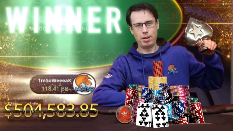 Romain Nussmann remporte le Main Event des WCOOP (504.583$)
