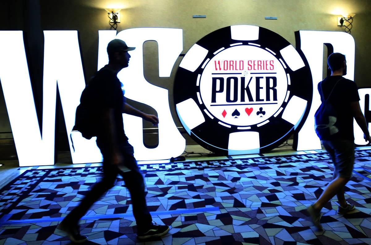 WSOP : le Main Event organisé sous une forme hybride, en décembre !