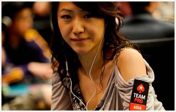 Célina Lin ne représente plus PokerStars
