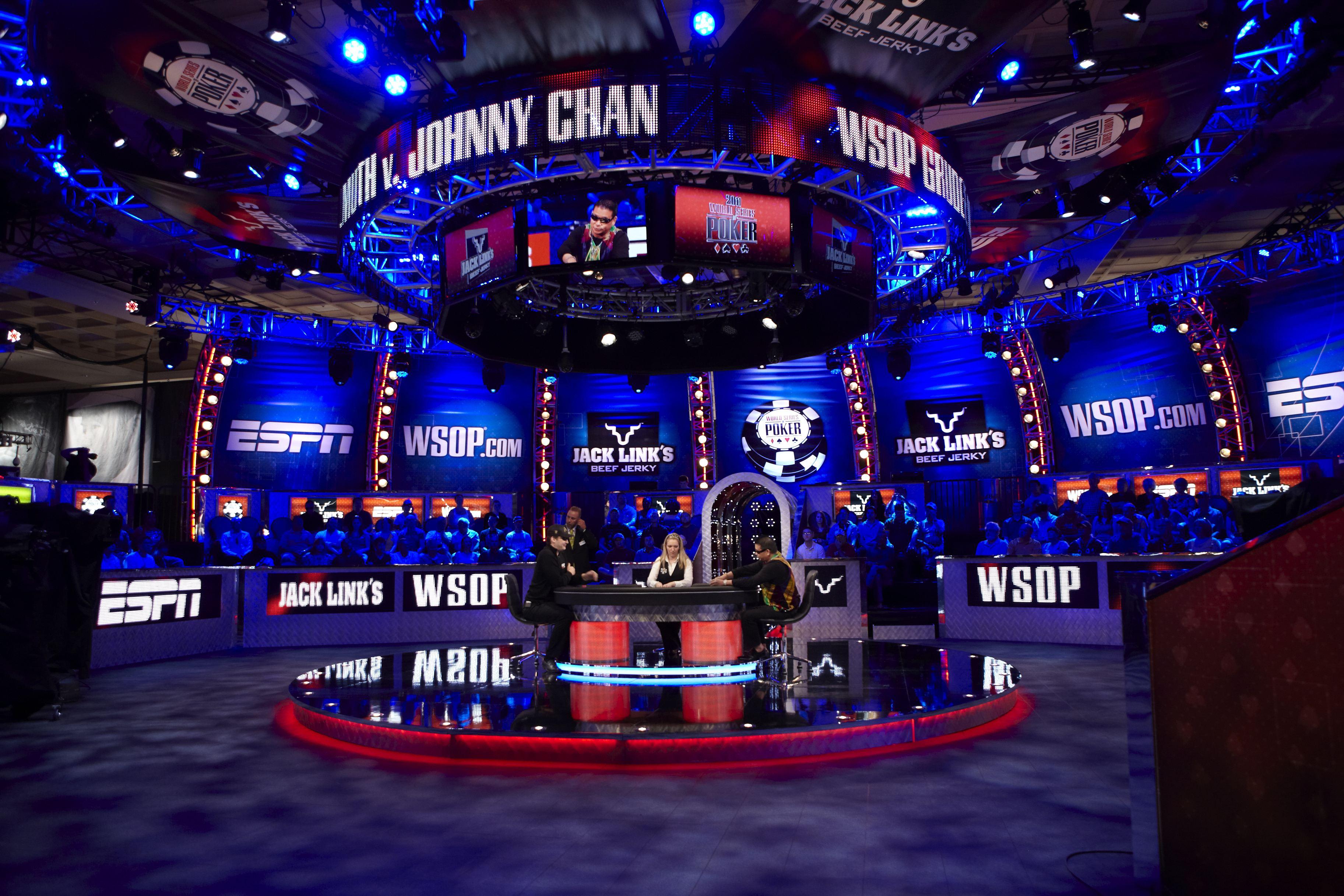 Les WSOP 2021 programmés cet automne !