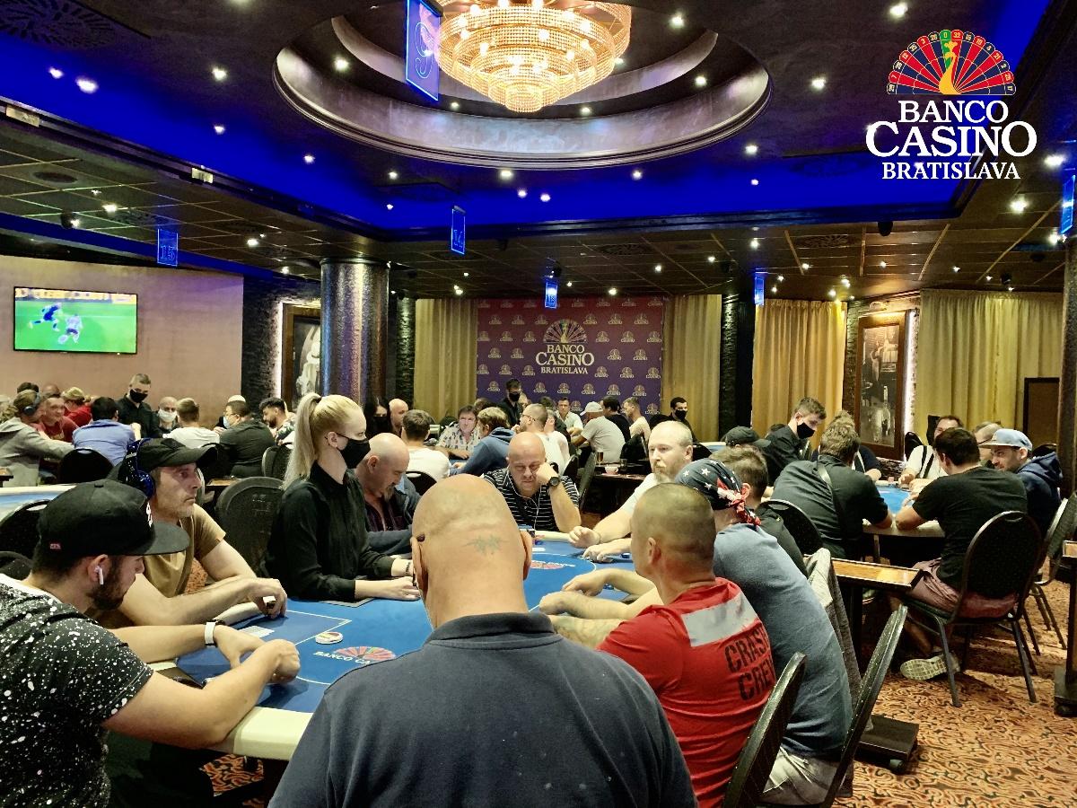 Les Belgian Cash Game Series se dérouleront du 9 au 13 juin à Bratislava