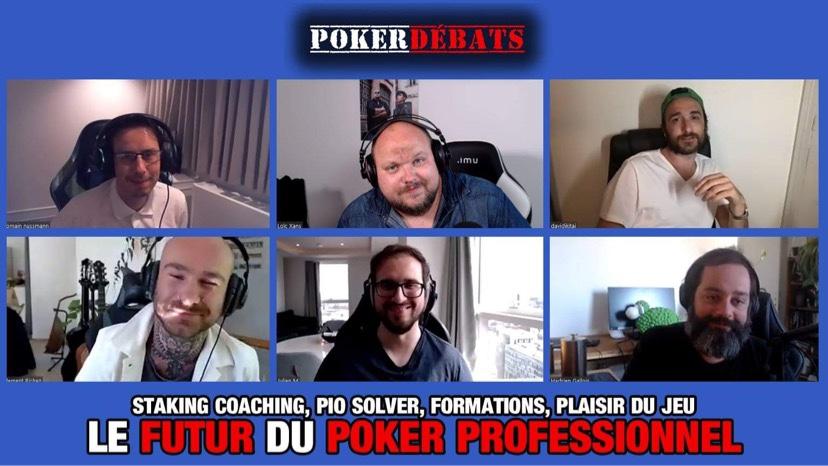 Poker débats : un casting prestigieux pour ce nouveau numéro !