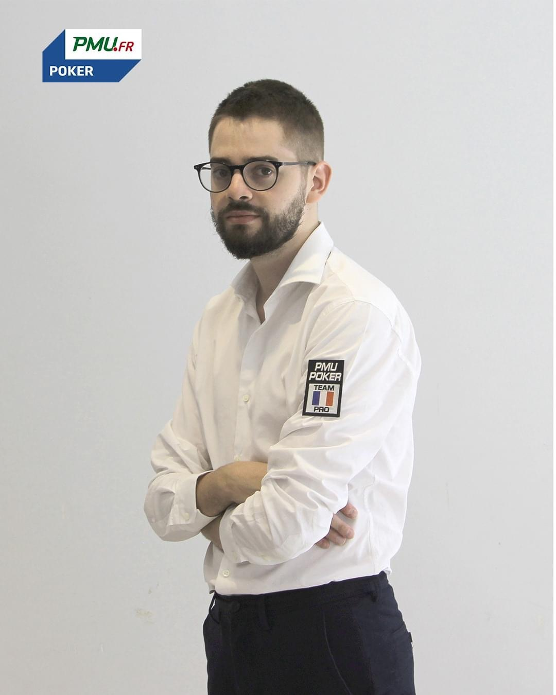 Michael Schwartz, vainqueur de Pro Dream 2021, rejoint la Team Pro PMU Poker !
