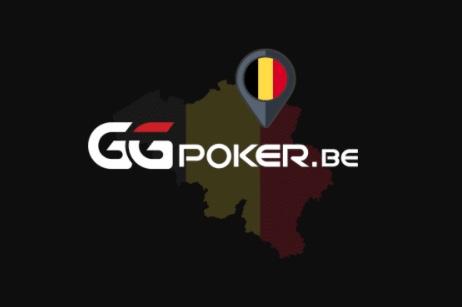 GGPoker débarque en Belgique à partir du 31 juillet !