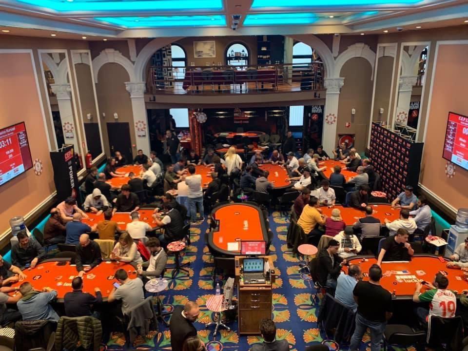 Le Championnat d'Espagne de Poker fait escale au Casino de San Sebastian (15 au 21 novembre)